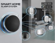 Platinum Smart TUYA WiFi Home Security Alarm System