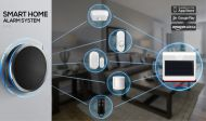 Diamond Smart TUYA WiFi Home Security Alarm System