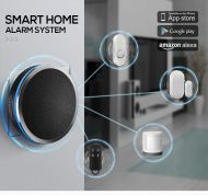 Basic Smart TUYA WiFi Home Security Alarm System
