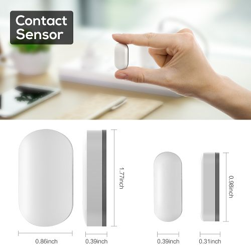 Wireless Mini Magnetic Contact